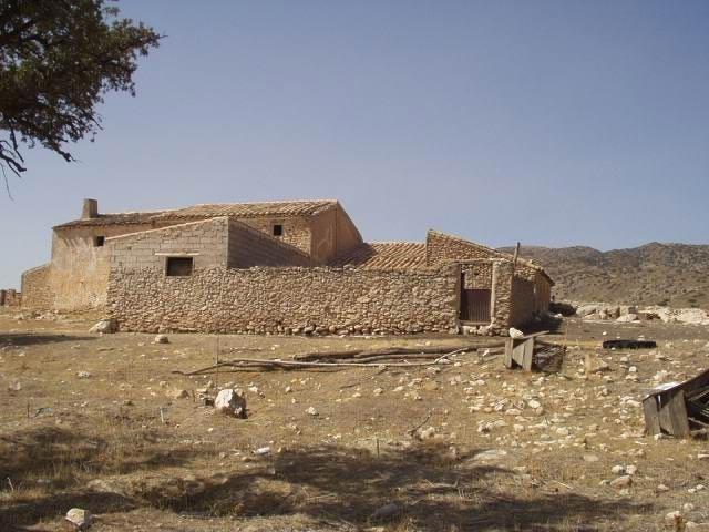 Side of Cortijo
