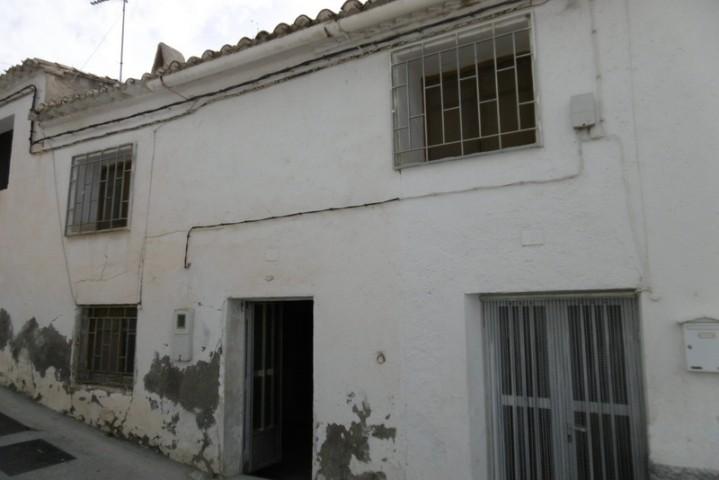 Cheap village house
