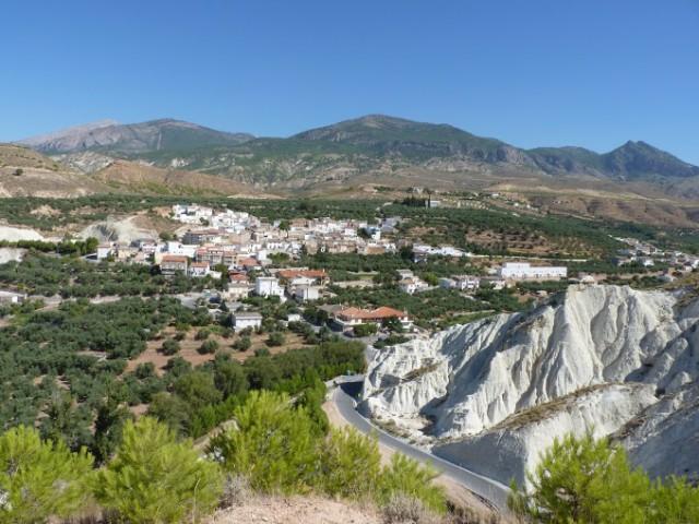 Hinojares village