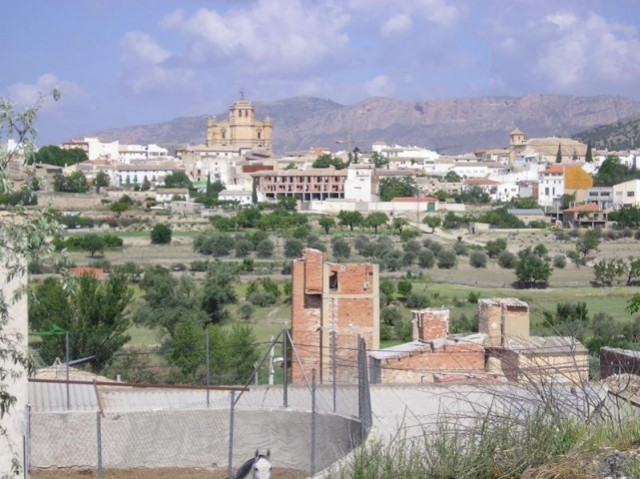 View of town