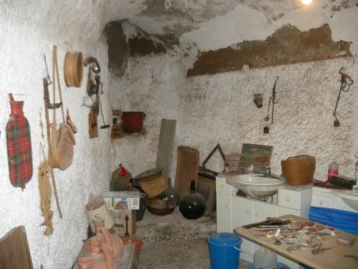 Wine cellar (cave room)