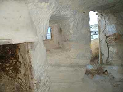 Renovating Cave Houses